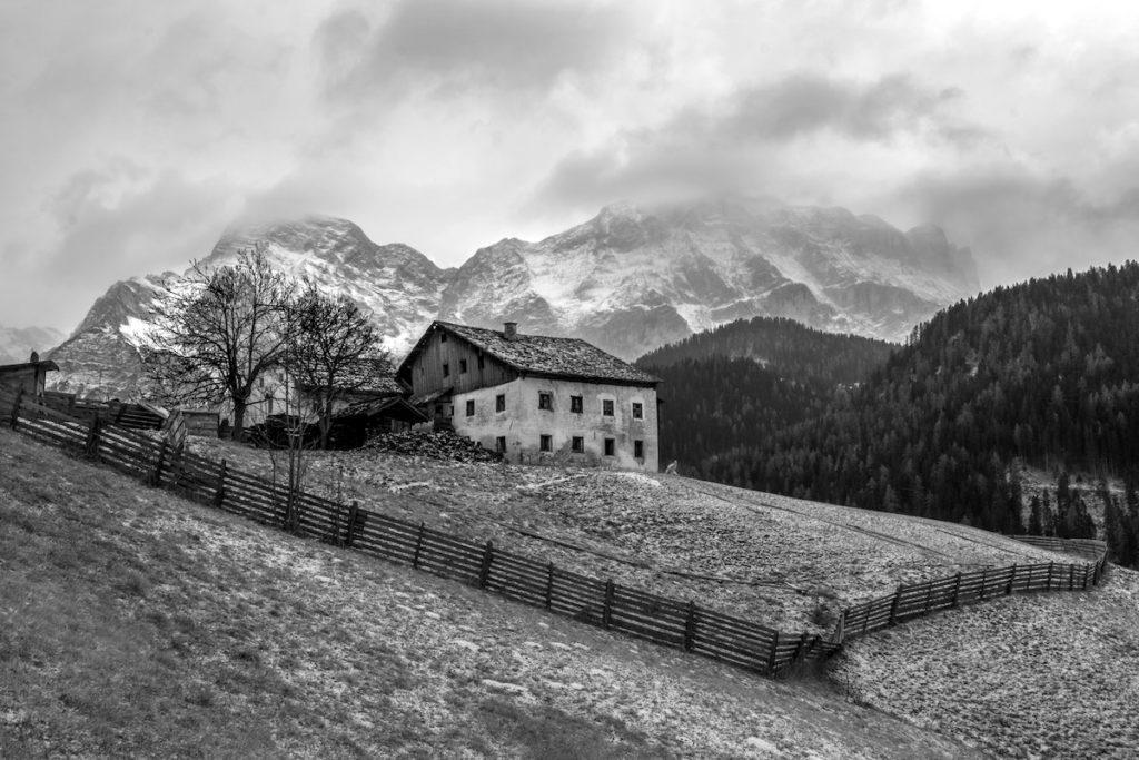 Bergbauernhof im Zillertal