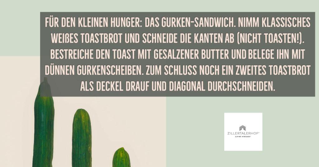Rezept Sandwich-Ecken