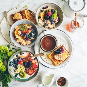 Frühstück Zillertalerhof