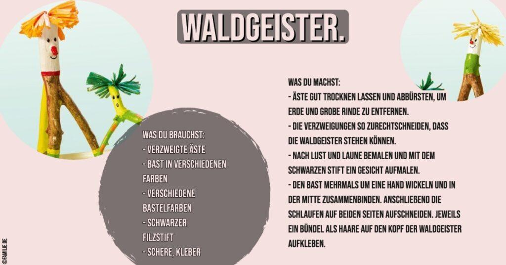 Waldgeister.